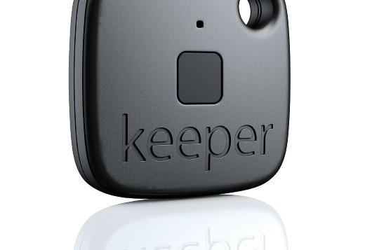Keeper, el nuevo localizador de Gigaset