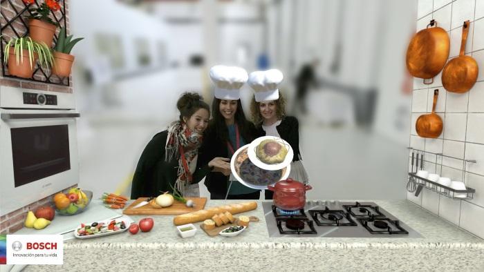 Kitchen Club también #cocinaconBosch