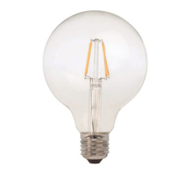LAES presenta su nueva gama de lámparas de filamento LED,