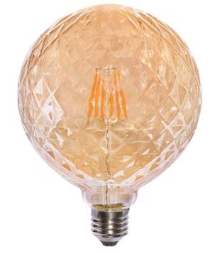 LAES presenta su nueva gama de lámparas de filamento LED