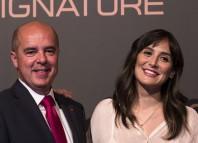 LG SIGNATURE_Jaime de Jaraíz y Tamara Falcó
