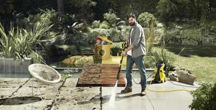 La nueva gama de hidrolimpiadoras de alta presión de Kärcher protagoniza su primera campaña publicitaria del año