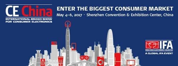 La segunda edición del certamen CE China abre sus puertas del 4 al 6 de mayo en Shenzhen