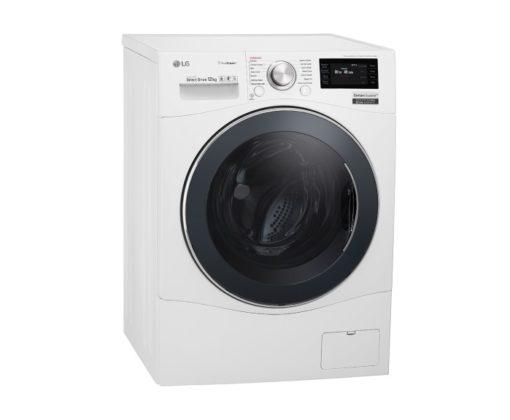 Lavadora LG Turbowash™ con Centum System™