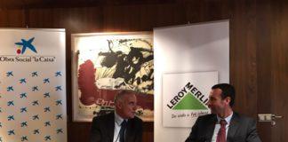 Leroy Merlín colabora con la Obra Social La Caixa