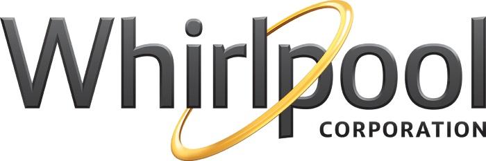 Logo Whirlpool 3D