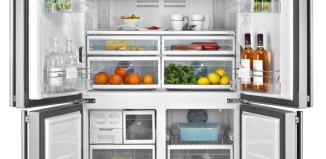 Los frigoríficos Teka conservan el sabor y las propiedades de los alimentos