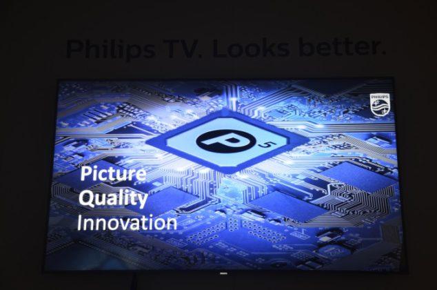 Los televisores Philips dan un paso más en calidad de imagen con el nuevo motor de procesamiento P5, motor P5