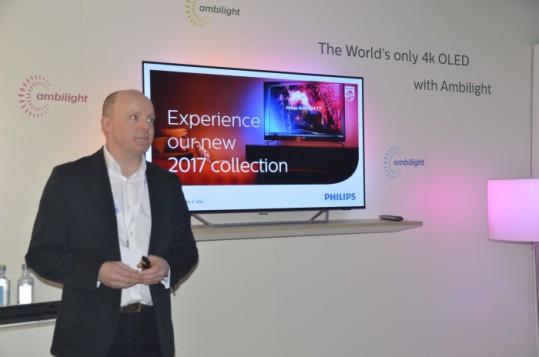 Los televisores Philips dan un paso más en calidad de imagen con el nuevo motor de procesamiento P5, presentación
