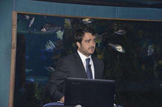 Lumelco da a conocer la envergadura de Mitsubishi Heavy Industries a sus clientes de Catalunya, Gerardo Antequera