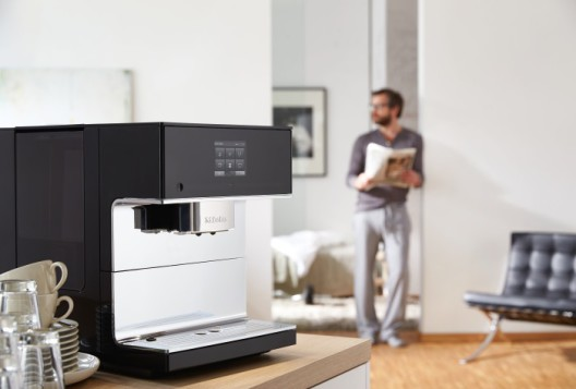 Máquina Café de Miele