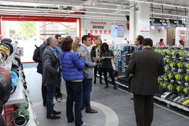 MediaMarkt Preciados abre hoy sus puertas en pleno centro de Madrid