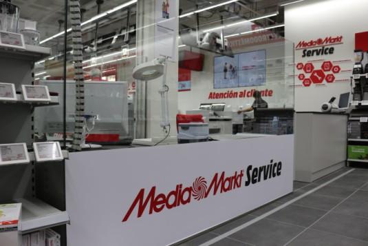 MediaMarkt Preciados abre hoy sus puertas en pleno centro de Madrid, zona MediaMarkt Service