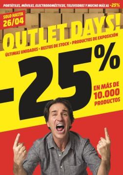 MediaMarkt celebra por primera vez los �Outlet Days�