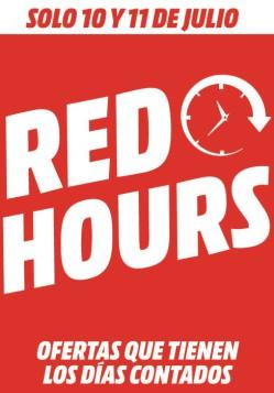 MediaMarkt ofrece 38 h de precios al rojo vivo con �Red Hours�
