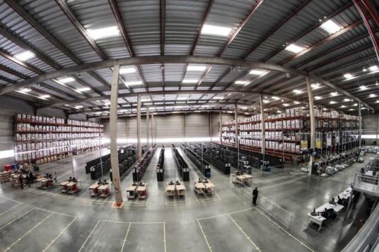 MediaMarkt traslada su actividad logística a su nueva plataforma en Pinto