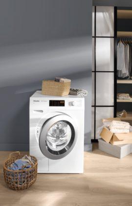 Miele presenta su nueva gama de lavadoras y secadoras Classic W1 y T1, lavadora