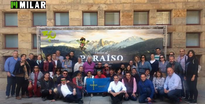 Milar Caslesa organiza un viaje por Asturias para celebrar su primer 30º aniversario