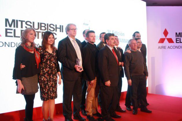 Mitsubishi Electric celebra la tercera edición de sus Premios 3 Diamantes