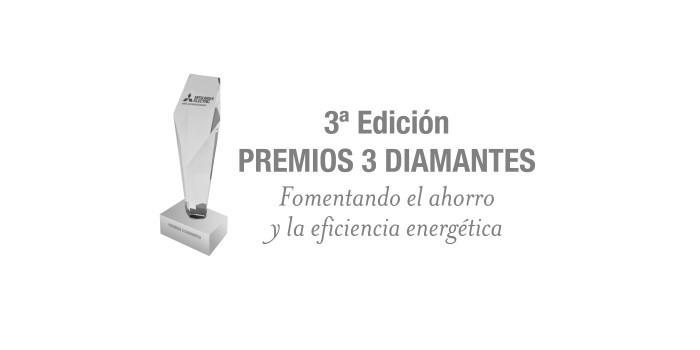 Mitsubishi Electric entregará la próxima semana los Premios 3 Diamantes
