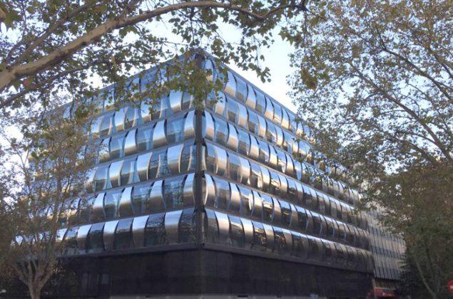 Mitsubishi Electric equipa su primer edificio de oficinas con la tecnología Hybrid City Multi