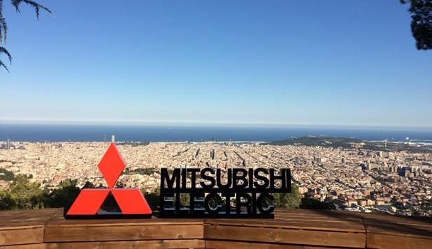Mitsubishi Electric se reúne con sus clientes en el Observatorio Fabra