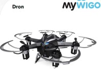 "MyWigo, colaborador oficial del ""Bueu Dron Festival"""