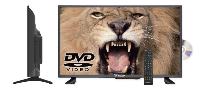 "Nevir NVR-7421 23HDDVD-N, TV D-LED de 32"" con DVD"