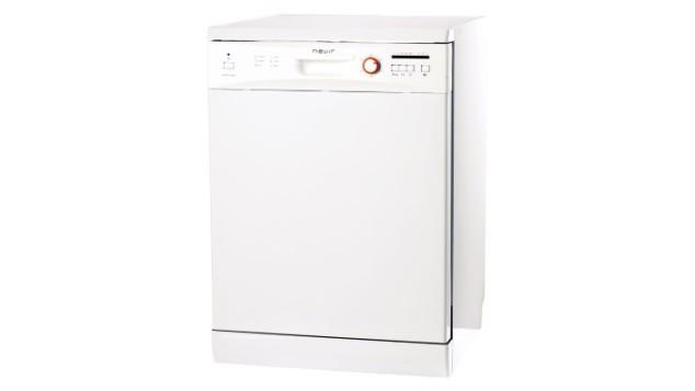 Nevir amplía su gama blanca con un nuevo arcón compacto y un lavavajillas, foto imagen lavavajillas