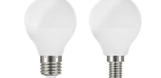 Nueva gama Basic de bombillas LED de LAES