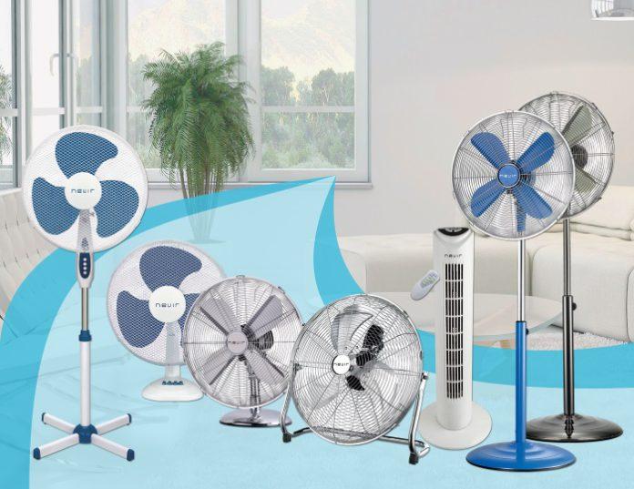 Nueva gama de ventiladores Nevir