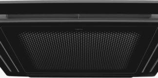 Nueva serie 3D Airflow de Fujitsu con plafón negro