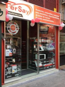 Nueva tienda Fersay en Madrid