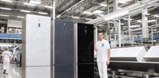 Nuevos frigoríficos Serie Cristal de Balay