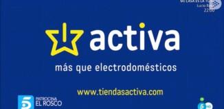Nuevos patrocinios de Tiendas Activa, captura El Rosco de Telecinco
