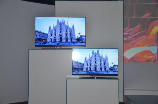 Nuevos televisores Hisense