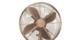 Nuevos ventiladores de pie y de sobremesa de Tristar, ventildor VE-5970
