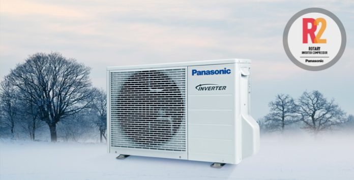 Panasonic R2 Compresor