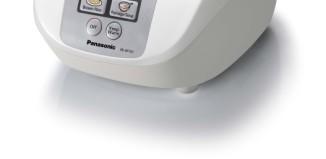 Panasonic lanza su primera arrocera con cocción al vapor