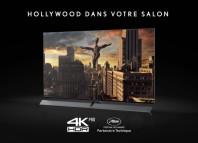 Panasonic, partner tecnológico del Festival de Cine de Cannes en su 70ª edición