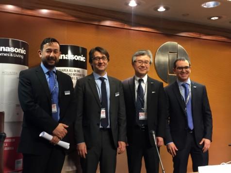 Panasonic pone su foco de crecimiento de climatización en Europa