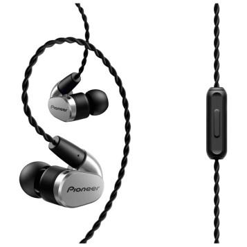 Pioneer presenta sus nuevos auriculares SE-CH con certificación Hi-Res Audio