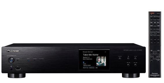 Pioneer presenta sus nuevos reproductores de audio en red,
