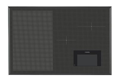 Aeg presenta novedades en placas de inducci n y hornos a for Hornos y placas de induccion