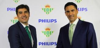 Real Betis y Philips Lighting
