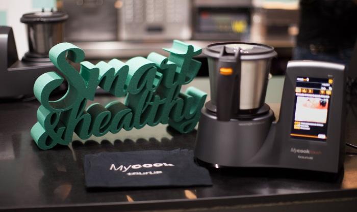 Repostería inteligente y saludable con Mycook Touch,