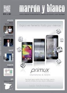 Revista Marrón y Blanco 387