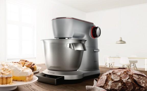 El creciente interés por la gastronomía impulsa las ventas de robots de cocina, robot Bosch