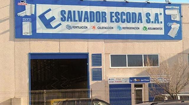 Salvador Escoda inaugura un nuevo punto de venta de servicio en Zaragoza