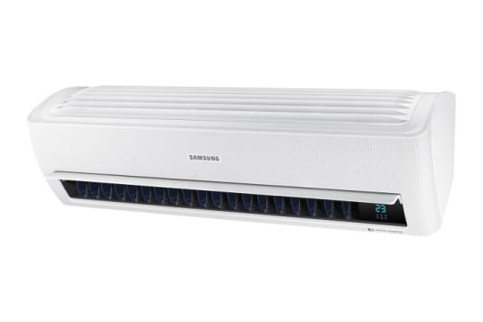Samsung Wind-Free elimina las corrientes directas de aire frío,